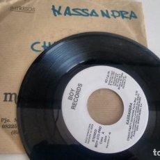 Discos de vinilo: SINGLE (VINILO)-PROMOCION- DE KASSANDRA AÑOS 90. Lote 147562630