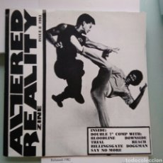 Discos de vinilo: VARIOUS – ALTERED REALITY ZINE ISSUE 8 1991. Lote 147562762