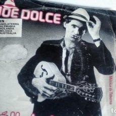 Discos de vinilo: SINGLE (VINILO) DE JOE DOLCE AÑOS 80. Lote 147563886