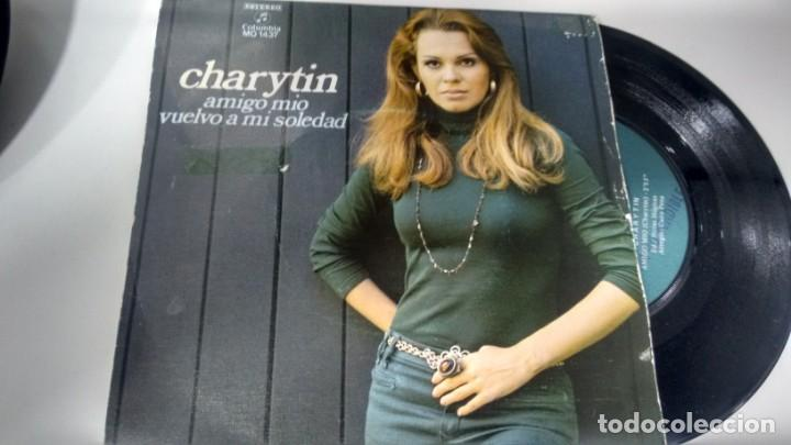 SINGLE (VINILO) DE CHARYTIN AÑOS 70 (Música - Discos - Singles Vinilo - Grupos y Solistas de latinoamérica)