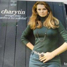 Discos de vinilo: SINGLE (VINILO) DE CHARYTIN AÑOS 70. Lote 147564350