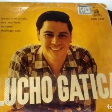 Discos de vinilo: E P (VINILO) DE LUCHO GATICA AÑOS 50. Lote 147565138