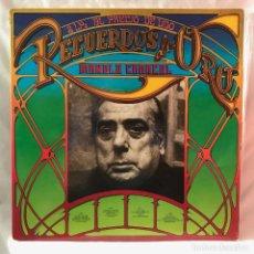 Discos de vinilo: MANOLO CARACOL LP DOBLE COLLECION RECUERDOS DE ORO EPIC EPC 88538 1981 VER FOTO ADICIONAL. Lote 147569298