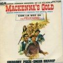 Discos de vinilo: MACKENNA'S GOLD (QUINCE JOINES) OLE TURKEY BUZZARD EN ESPAÑOL E INGLES (JOSE FELICIANO) EP 1969. Lote 147570166