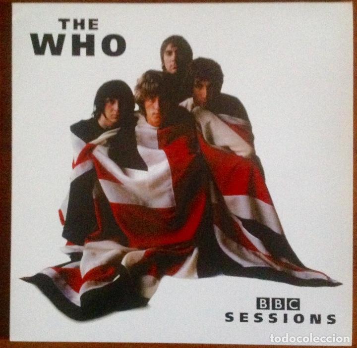 THE WHO - BBC SESSIONS (Música - Discos - LP Vinilo - Pop - Rock Extranjero de los 90 a la actualidad)