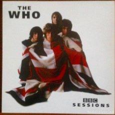 Discos de vinilo: THE WHO - BBC SESSIONS . Lote 147570710