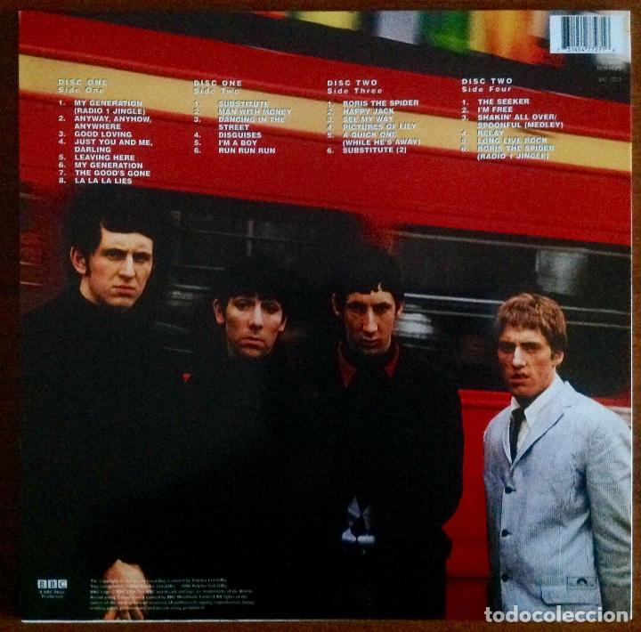 Discos de vinilo: The Who - BBC Sessions - Foto 2 - 147570710