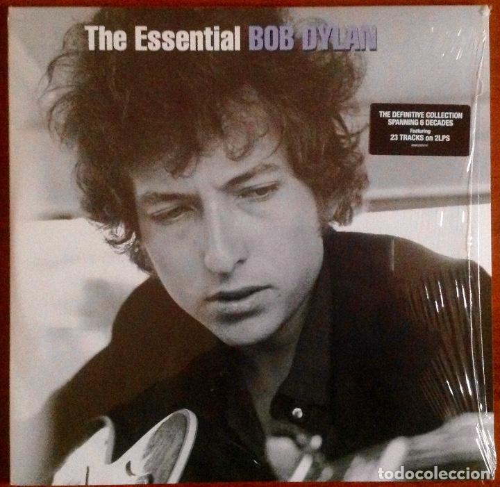 BOB DYLAN - THE ESSENTIAL BOB DYLAN (Música - Discos - LP Vinilo - Pop - Rock Extranjero de los 90 a la actualidad)