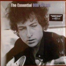 Discos de vinilo: BOB DYLAN - THE ESSENTIAL BOB DYLAN . Lote 147570986