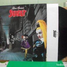 Discos de vinilo: NINA HAGEN STREET LP 1991 MERCURY EDICION HOLLAND CON ENCARTE . Lote 147571422