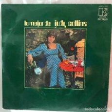 Discos de vinilo: LP - JUDY COLLINS - LO MEJOR DE JUDY COLLINS (SPAIN, ELEKTRA RECORDS 1970). Lote 147572146