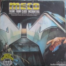 Discos de vinilo: MECO - THEME FROM CLOSE ENCOUNTERS - SINGLE 1978. Lote 147574518