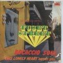 Discos de vinilo: TUSET STREET (AUGUSTO ALGUERO) BOCACCIO SOUL / THIS LONELY, NEEDS YOU (SINGLE 1968). Lote 147576374