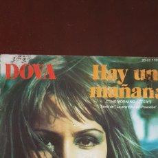 Discos de vinilo: DOVA HAY UN MAÑANA. Lote 147587852