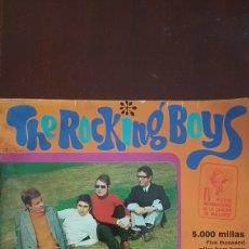Discos de vinilo: THE ROCXING BOYS. Lote 147588025