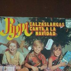 Discos de vinilo: PIPPY CAZASLARGAS. Lote 147588198
