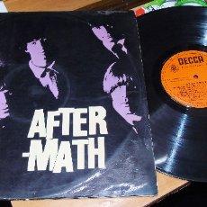 Discos de vinilo: THE ROLLING STONES L.P. AFTER MATH --ORIGINAL AÑO 1966. Lote 140531594