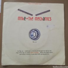 Discos de vinilo: MIKE AND THE MECHANICS. SILENT RUNNING. Lote 147596502