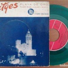 Discos de vinilo: EVA GREINER TRIO VOCAL LOS PEPES CONJUNTO RITMICO BOU-LAPORTA PLAYA DE ORO (SITGES) ECO DE SITGES. Lote 147597826
