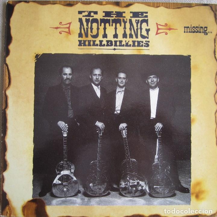 NOTTING HILLBILLIES, THE (MARK KNOPFLER / DIRE STRAITS): MISSING... (Musik - Vinyl-Schallplatten - LP - Pop - Rock - International ab den 90er Jahren bis heute)