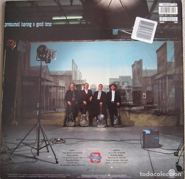 Vinyl-Schallplatten: NOTTING HILLBILLIES, THE (MARK KNOPFLER / DIRE STRAITS): MISSING... - Foto 2 - 147599142