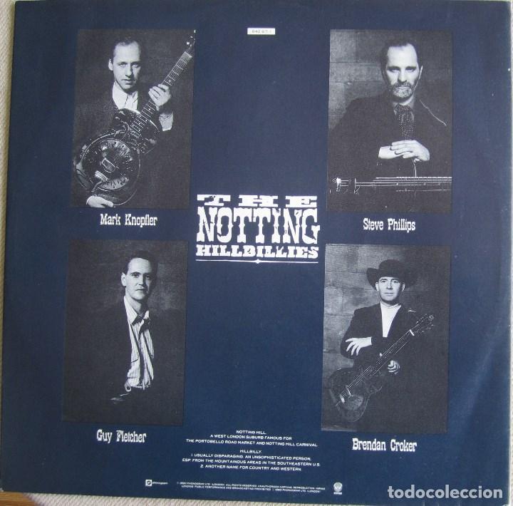 Vinyl-Schallplatten: NOTTING HILLBILLIES, THE (MARK KNOPFLER / DIRE STRAITS): MISSING... - Foto 3 - 147599142