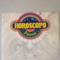 Discos de vinilo: HOROSCOPO FURIA. Lote 147599238