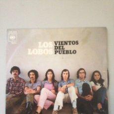 Discos de vinilo: LOS LOBOS VIENTOS DEL TIEMPO. Lote 147599966