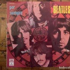 Discos de vinilo: THE BEATLES – POR SIEMPRE BEATLES SELLO: ODEON – 1J 060-04.973/ M FORMATO: VINYL, LP, COMPILATION. Lote 147600558