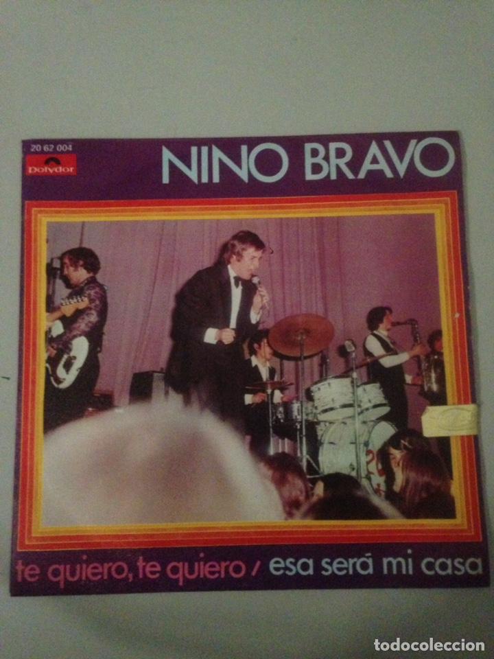 NINO BRAVO-SINGLE TE QUIERO TE QUIERO (Música - Discos - Singles Vinilo - Otros estilos)