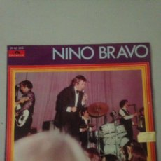 Discos de vinilo: NINO BRAVO-SINGLE TE QUIERO TE QUIERO. Lote 147603328