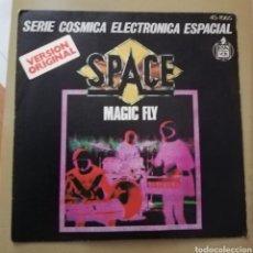 Discos de vinilo: SPACE. MAGIC FLY. Lote 147604792