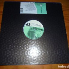 Discos de vinilo: BROZA FRAGG. CAMILLO´S NIGHT BAR. STATRA RECORDS, 2002. MAXI-SINGLE. IMPECABLE. (#). Lote 147608922