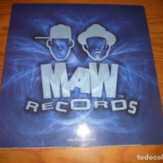 Discos de vinilo: LITTLE LOUIE VEGA FEATURING ARNOLD JARVIS. LIFE GOES ON. MAW, 2000. MAXI-SINGLE. IMPECABLE. (#). Lote 147609182