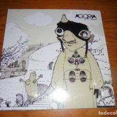 Discos de vinilo: AGORIA. LA 11EME MARCHE. PIAS RECORDING, 2002. EDC. FRANCIA. MAXI-SINGLE. IMPECABLE. (#). Lote 147609446