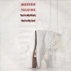 Discos de vinilo: MODERN TALKING,YOU´RE MY HEART DEL 85. Lote 147610642