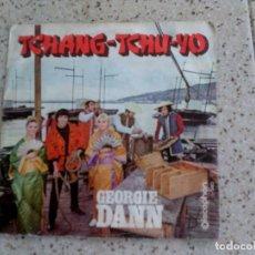 Discos de vinilo: DISCO DE GEORGIE DANN ,BOLAVA ,Y TCHANG-TCHU-YO. Lote 147611154