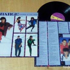 Discos de vinilo: DEBARGE - RHYTHM OF THE NIGHT (LP 1983, CON ENCARTE, GORDY ZL 72340). Lote 147613530
