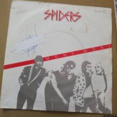 Discos de vinilo: THE SPIDERS. MONY, MONY. Lote 147613561