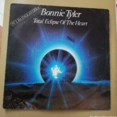 Discos de vinilo: BONNIE TYLER. TOTAL ECLIPSE OF THE HEART. Lote 147615956