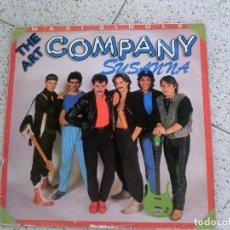 Discos de vinilo: MAXI SINGLE DE THE ART COMPANY ,TEMA SUSANNA AÑO 1984. Lote 147616786