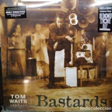 Discos de vinilo: LP TOM WAITS - BASTARDS 2LP. Lote 147617986