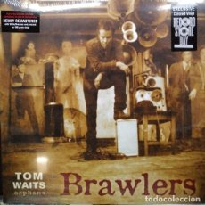 Discos de vinilo: LP TOM WAITS - BRAWLERS 2LP. Lote 147618178