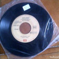 Discos de vinilo: DISCO DE GATO PEREZ TEMAS ,EN NAVIDAD ,Y GARROTIN DEL TRANSITO. Lote 147618390