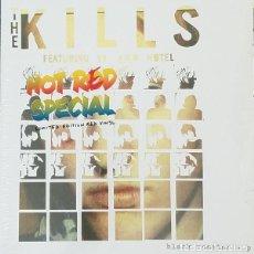 Discos de vinilo: EP 10'' THE KILLS - BLACK ROOSTER E.P. . Lote 147619982