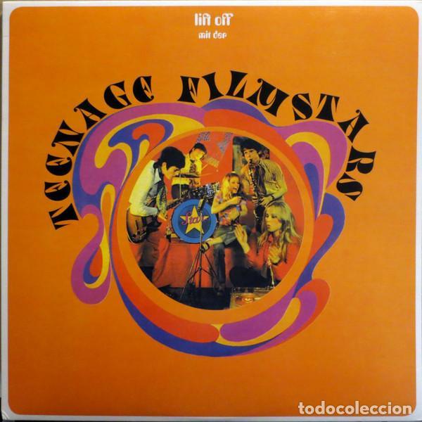 LP TEENAGE FILMSTARS - STAR (Música - Discos - LP Vinilo - Pop - Rock Extranjero de los 90 a la actualidad)