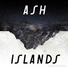 Discos de vinilo: LP ASH - ISLANDS . Lote 147622886