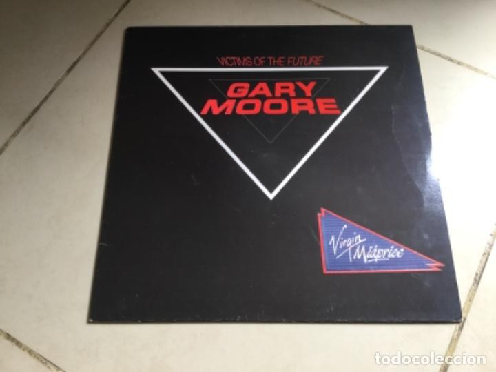 GARY MOORE- VICTIMS OF THE FUTURE (Música - Discos - LP Vinilo - Heavy - Metal)