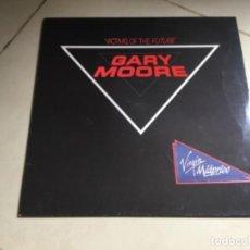 Discos de vinilo: GARY MOORE- VICTIMS OF THE FUTURE . Lote 147625170
