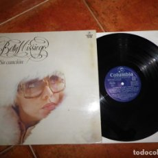 Discos de vinilo: BETTY MISSIEGO SU CANCION EUROVISION 1979 ESPAÑA LP VINILO DEL AÑO 1979 GATEFOLD CONTIENE 10 TEMAS. Lote 147626934